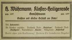 Certificato Vitakraft del 1837