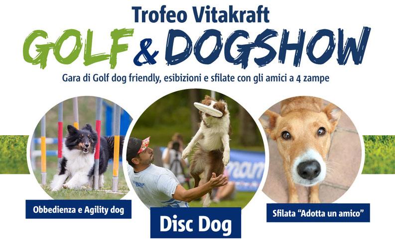 Locandina Golf & Dogshow